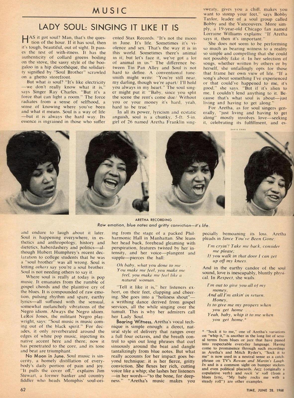 Ray Charles Femme